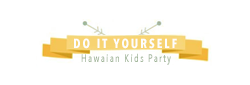 Diy hawaian kids party