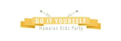Diy hawaian kids party